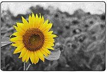 Teppich Sunflower Grey Nature für Wohnzimmer Home