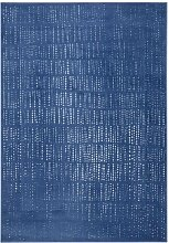 Teppich Suzann in Blau Longweave