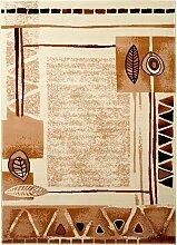 Teppich Tarifa, beige (60/110 cm)