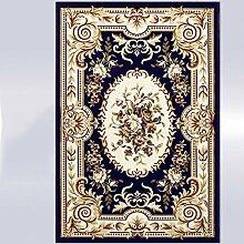 Teppich teetisch sofa schlafzimmer bett handmade geschnitzt europäische und amerikanische teppiche-L 80x150cm(31x59inch)