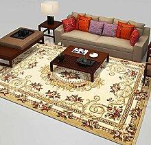 Teppich teetisch sofa schlafzimmer bett handmade geschnitzt europäische und amerikanische teppiche-B 180x200cm(71x79inch)