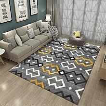 Teppich Teppich für Flur Weiches waschbares