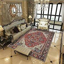 Teppich Teppich für kinderzimmer Roter schwarzer