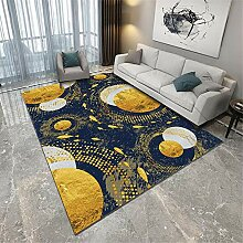 Teppich Teppich für Wohnzimmer Rutschfester,
