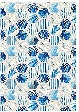 Teppich Teppich Impression Malerei Abstraktes Muster Wohnzimmer Schlafzimmer Matten Schlafzimmer rutschfest ( Size : 1.6*2.3m , Style : B )