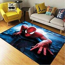 Teppich Teppich Spiderman Cartoon Kreative Kunst