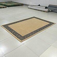 Teppich/ Teppich/Wohnzimmer Schlafzimmer Teppich/Zimmer im chinesischen Stil mit Teppichboden-B 120x170cm(47x67inch)