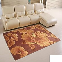Teppich/ Teppich/ Wohnzimmer-Teppich/Dicken Sofa Couchtisch Teppiche-D 160x230cm(63x91inch)