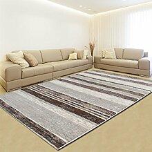 Teppich Teppich + Wohnzimmer Teppich Moderne Einfache abstrakte Teppich ( Farbe : 3# , größe : 80cm×150cm )