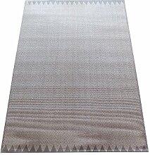 Teppich Tillie in Grau Longweave