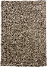 Teppich Toronto, Hochflor, grau (50/90 cm)