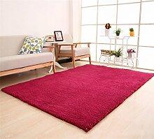 Teppich-Türmatten Wohnzimmer Nachttisch Schlafzimmer Rutschfester Teppich ( Farbe : # 4 , größe : 80*160cm )