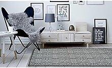 Teppich Utopia 700weiß 80x 300cm