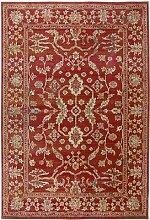Teppich Valeria in Rot Longweave