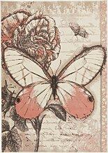 Teppich Vanessa, beige (60/110 cm)