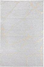 Teppich Velvet wool/grey 200x290cm, 200 × 290 cm