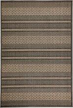 Teppich Vera, In- und Outdoor, beige (60/110 cm)