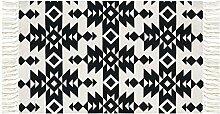 Teppich, Vintage-Stil, persischer Stil, gewebt,