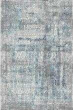 Teppich Vogue in Blau LoftDesigns