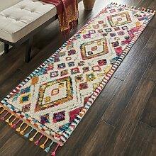 Teppich Wageningen in Elfenbein BohoLiving