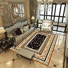 Teppich waschbarer Teppich Leicht zu reinigender