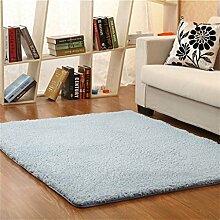 Teppich weich und bequem / stilvollFamilienbedarf Dick Ultra-kompakte im europäischen Stil Modern Minimalist Wohnzimmer Couchtisch Teppich, Schlafzimmer voller Teppiche, Bettdecke / Matratze / Matte Teppich Familienbedarf ( farbe : #9 , größe : 1*1.6m )