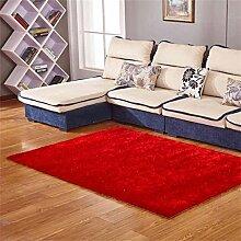 Teppich weich und bequem / stilvollFamilienbedarf Dick Ultra-kompakte im europäischen Stil Modern Minimalist Wohnzimmer Couchtisch Teppich, Schlafzimmer voller Teppiche, Bettdecke / Matratze / Matte Teppich Familienbedarf ( farbe : #10 , größe : 1.4*2m )