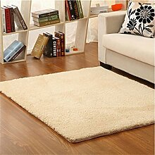 Teppich weich und bequem / stilvollFamilienbedarf Dick Ultra-kompakte im europäischen Stil Modern Minimalist Wohnzimmer Couchtisch Teppich, Schlafzimmer voller Teppiche, Bettdecke / Matratze / Matte Teppich Familienbedarf ( farbe : #7 , größe : 1.2*1.6m )