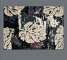 Teppich weich und bequem / stilvollFamilienbedarf Gestreifte Teppich Retro Fashion Sofa Tisch Schlafzimmer Teppich Nachtdecke Familienbedarf ( stil : # 12 )