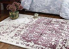Teppich weich und bequem / stilvollFamilienbedarf Verdickung Mischen Teppich Wohnzimmer Couchtisch Schlafzimmer Nachttisch Teppich Familienbedarf ( Farbe : # 1 )