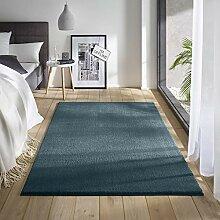 Teppich Wölkchen Waschbarer Teppich mit