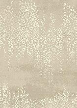 Teppich Wohnzimmer Carpet modernes Design XICO FADED PERSIAN RUG 100% Polypropylen 120x170 cm Rechteckig Beige | Teppiche günstig online kaufen