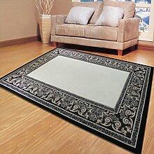 Teppich/Wohnzimmer Couchtisch Sofa Schlafzimmer Teppich/[Europäische neo-klassischen Teppich]-A 160x230cm(63x91inch)