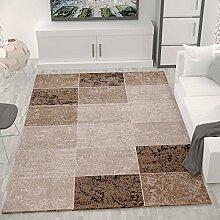 vimoda teppiche günstig online kaufen | lionshome - Teppich Wohnzimmer Braun