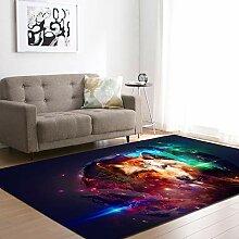 Teppich Wohnzimmer,Nordic Minimalist Kunstdruck