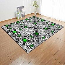 Teppich Wohnzimmer,Nordischer Minimalistischer