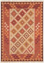 Teppich Wohnzimmer Orient Carpet Design KELIM