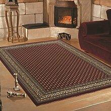Teppich Wohnzimmer Orient Carpet klassisches Design MARRAKESH RUG 80x150 cm RED | Teppiche günstig online kaufen