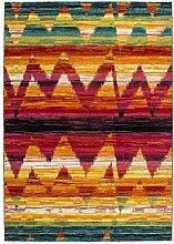 Teppich Wohnzimmer Orient Carpet klassisches Design RUG Guayama 245 Multi 120x170cm | Teppiche günstig online kaufen