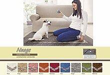 Teppich Wohnzimmer Position Nuage 65x250 braun
