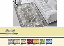 Teppich Wohnzimmer Position Spring 115x175 grau