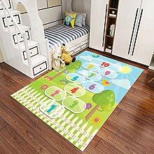Teppich Wohnzimmer rutschfeste Persönlichkeit