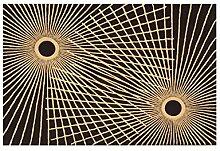 Teppich/Wohnzimmer Schlafzimmer Teppich/ Sofa-Bettdecke-A 140x200cm(55x79inch)