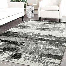 Teppich Wohnzimmer Sofa Couchtisch Schlafzimmer Bedside Carpet Einfache Modern European Style Rechteck Teppich ( größe : 0.8*1.2m )