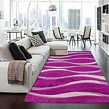 Teppich Wohnzimmer-Sofa Couchtisch Teppich Schlafzimmer Arbeitszimmer Nacht Teppich Waschen Antistatik - Anti - Skid Comfort Warm ( MUSTER : C003 )