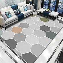 Teppich Wohnzimmer Teppich Atmungsaktives