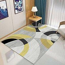 Teppich Wohnzimmer Teppich Shaggy, 90x130cm,