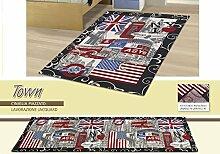 Teppich Wohnzimmer Typ Town 115x175 Town