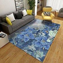 Teppich Wohnzimmerteppich,Retro New Chinese Style