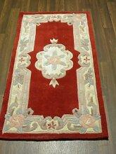 Teppich, Wolle, handgefertigt, traditionelle